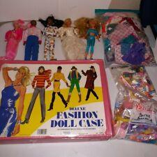 Rare Huge Lot of Vintage Skipper Barbie Black 60's 70's shoes clothes dolls !!!