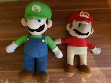 Nintendo Super Mario - Mario and Luigi Plush Doll Set