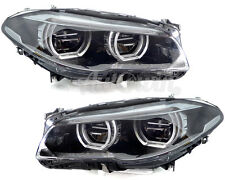 BMW 5 SERIES F10 F11 FULL LED ADAPTIVE HEADLIGHT ASSEMBLY LH & RH SIDE GENUINE