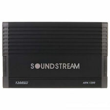 Soundstream AR4.1200 160W RMS Arachnid Series Class-A/B 4-Channel Car Amplifier