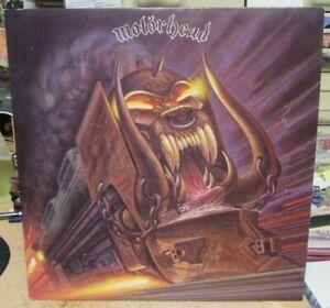 "MOTORHEAD RECORD ""ORGASMATRON"" 1986 GWR/PROFILE RECORDS - LEMMY KILMISTER"
