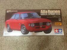 58486 Tamiya Alfa Romeo Giulia Sprint GTA - M06 Empty Box