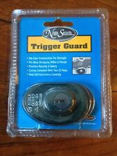 Noble Security Ng-880S Die Cast Trigger Guard Lock With Keys Long Guns Pistol