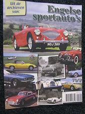 Haakman Book Uit de archieven van: Engels Sportauto's (Nederlands)