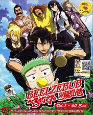 Beelzebub DVD (Vol: 1 to 60 end) with English Subtitle