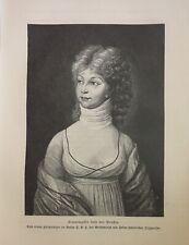 Königin Luise - Luise von Mecklenburg-Strelitz - Preußen - Kronprinzessin