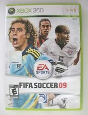 FIFA Soccer 09 - Xbox 360 Game - Complete & Tested