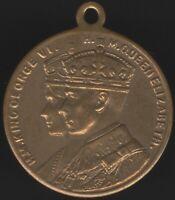 1937 George VI & Elizabeth Medal | Pennies2Pounds