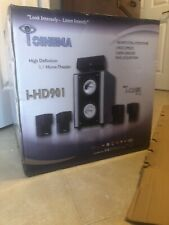 New listing Icinema I-Hd500 Home Theater System 5.1 Sealed In Box