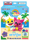 Pinkfong Baby Shark DIY Modelling Moulding Clay 5 Colors