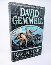 Ravenheart by David Gemmell - First Edition 1st/1st
