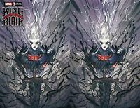 King In Black 1 Marvel 2020 Peach Momoko Knull Venom Trade Virgin Set Variant