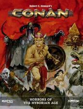 Conan RPG Horrors of the Hyborian Age NEW