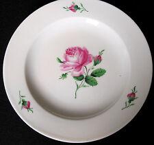 In passato piatti porcellana di Meissen con fiori pittura del 1750/60