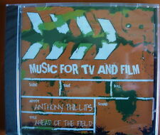 Anthony Phillips Ahead Of The Field-Music For TV & Film  CD NEW SEALED 2010