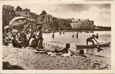 BANDOL 11234 la plage à l'heure du bain