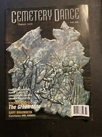 Cemetery Dance Magazine  Issue #33