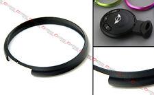 BLACK METAL RING TRIM FOR MINI COOPER R55 56 R57 R58 R59 R60 SMART KEY FOB