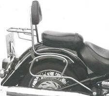 Yamaha XV1600 Wild Star Sissybar without luggage rack Chrome BY HEPCO AND BECKER