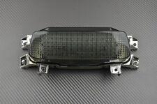 Feu arrière LED fumé clignotants intégrés Suzuki GSXR 600 GSXR600 1993-1996