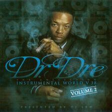 Dr. Dre : Instrumental World: The Collection - Volume 2 VINYL (2016) ***NEW***