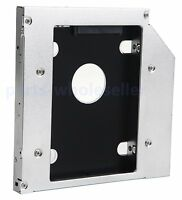 for Dell Vostro 3460 3560 2nd HDD SSD hard drive 12.7mm SATA Caddy adapter Bay