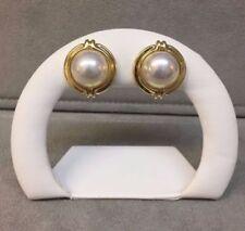 23f0303d3 Tiffany & Co. Fine Pearl Earrings for sale   eBay