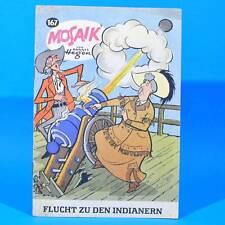 Mosaik 167 Digedags Hannes Hegen Originalheft   DDR   Sammlung original MZ 10