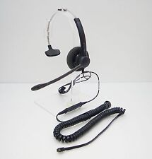SP11-QD Headset for Avaya 1408 2410 4610 4621 5410 5610 M7310 M7324 T7208 T7316E
