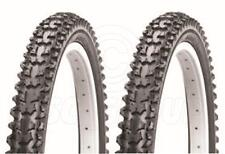 2 Bicycle Tyres Bike Tires - Mountain Bike - 14 x 2.125 - High Quality