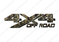 4x4 OFF ROAD Camouflage MAX Camo Hunting TRUCK Decal Sticker! CHEVY DODGE FORD