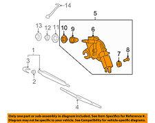 KIA OEM 06-12 Sedona Wiper-Rear Transmission 987004D000