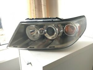 Original Headlight For Saab 9-7x LH HID