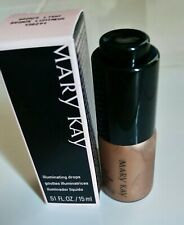 Mary Kay New Limited-Edition Illuminating Drops Bronze Light