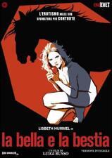 Dvd La Bella e la Bestia (1977) - Luigi Russo  ......NUOVO