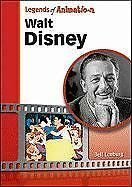 Walt Disney: The Mouse That Roared (Legends of Ani