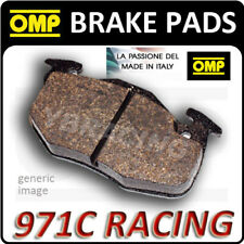 OPEL CORSA D 1.6i 16V TURBO GSI 150HP 06- OMP BRAKE PADS 971C RACE [OT/60018]