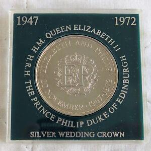 1972 ELIZABETH AND PHILIP CROWN - lloyds bank