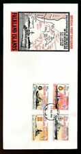 Military, War Used British First Day Covers Stamps