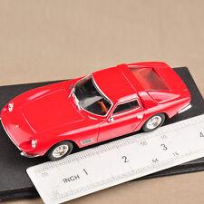 1/43 Diecast Car Model IXO Red Lamborghini 400 GT Monza (1966) For Collection