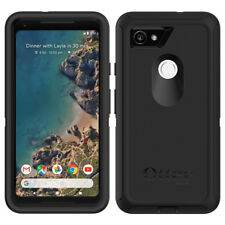 "Otterbox Defender Rugged Protection For Google Pixel XL 5.5"" With Clip Black"
