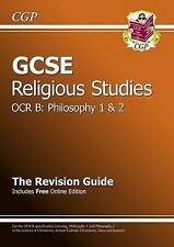 GCSE Religious Studies OCR B Philosophy Revision Guide (with Online Edition) (A…