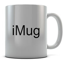 IMUG Gracioso Eslogan Taza Taza Idea de Regalo Presente Té Café