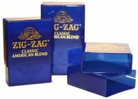 Zig Zag CrushGard Cigarette Case Box Adjustable for 100mm and King Size 4 Boxes