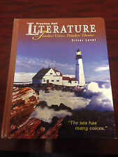 Prentice Hall Literature Silver Level Timeless Voices Thmes (2001 Hardcover)