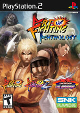 Art of Fighting Anthology PS2 New Playstation 2