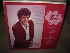 MARCO VALENTI sings great songs of yesterday & today ( pop ) SIGNED