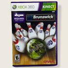Brunswick Pro Bowling (Microsoft Xbox 360, 2011) Complete and Tested