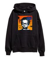 Nas Illmatic XX Hoodie Hip Hop Rap Pullover Sweatshirt merch Vintage Style Black