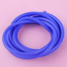 3 Meters Blue Vacuum Silicone Tube Hose 4mm High Temp Engine Bay Dress Up Tubing